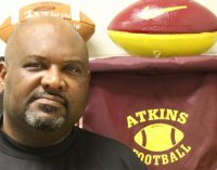 Atkins High's Hamlin primed to meet every challenge as the new head-Camel-in-charge
