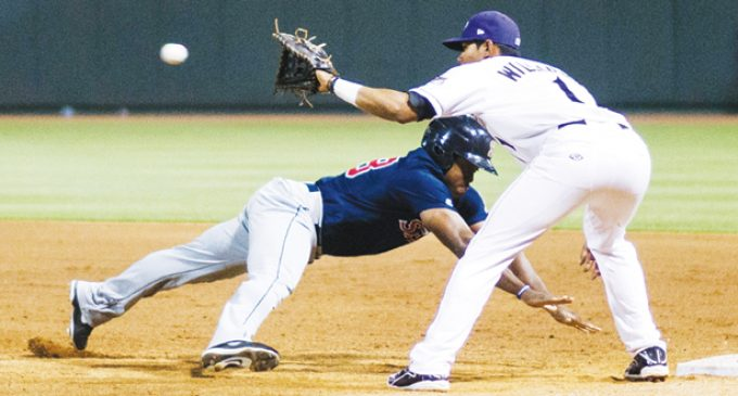 Family's  baseball roots run deep for Dash's T.J. Williams