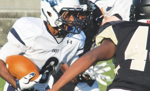 "East Forsyth Eagles comes out winner in ""Battle of Kernersville"""