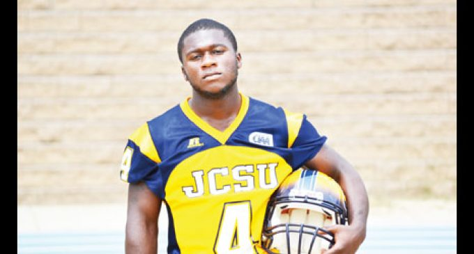 Anderson and his JCSU teammates look to defy skeptics