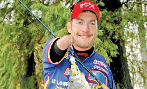 Championship Fisherman Defies Odds
