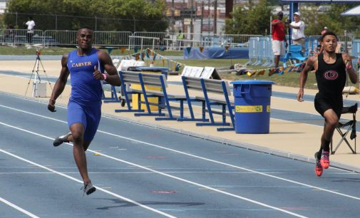 Off day costs Carver High track and field championship