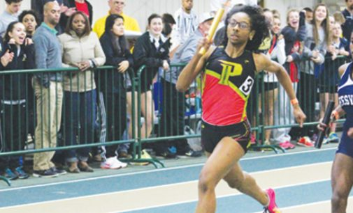 Breakthrough: Parkland  sprinter McNeill ranks among  best in U.S. at 400 meters