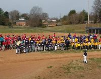 South Little League kicks off fall baseball season