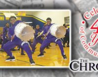 Band competition features drum lines, dance teams in Tri-City Throwdown