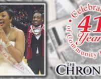 Miss WSSU Donita Barrett crowned Miss CIAA
