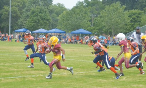 Youth football leagues kick off season