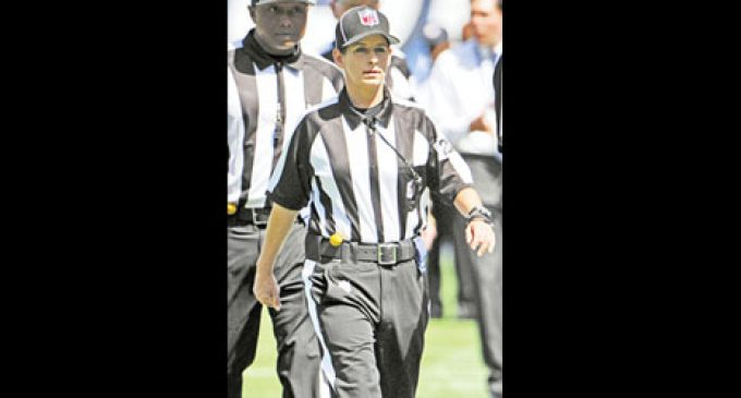 History-making NFL official has MEAC roots