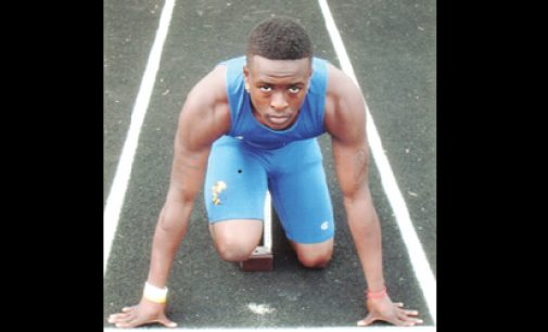 Sprinter Sessoms runs among state's best