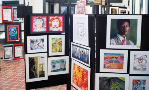 Student art show opens tomorrow