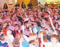 Students Salute Veterans