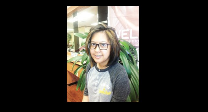 Teen wins Student Art Contest