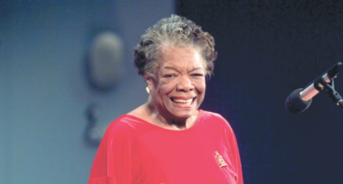 Remembering Angelou