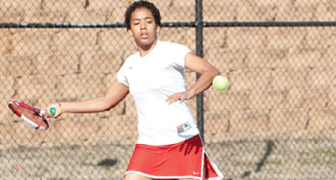 Honors for WSSU tennis players