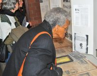 Traveling museum showcases African-American memorabilia