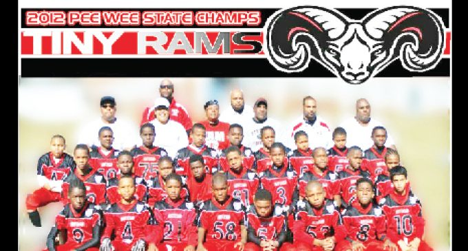 Tiny Rams having post Pop Warner success