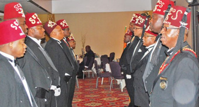The Tradition Continues: Temple holds annual Potentate Ball