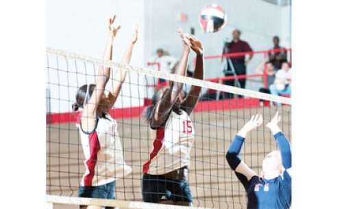 WSSU volleyball standouts make pre-season team