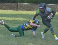 Rushing attack is key in victory for Pfafftown Packers over Lewisville Titans