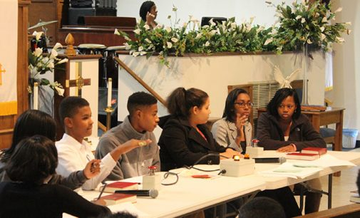 Forsyth County Missionary Union uses Bible Bowl to teach