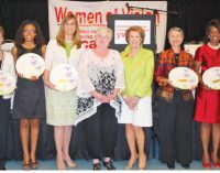 Luncheon celebrates locals for giving back, sharing their gifts