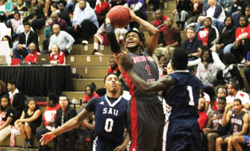 Winston-Salem State Men finding their rhythm