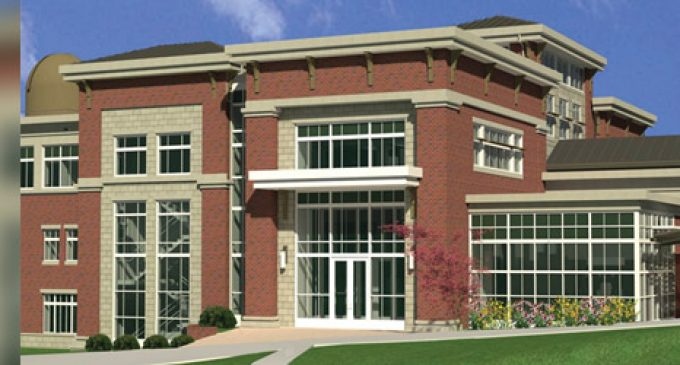 Donations pour in for new WSSU center
