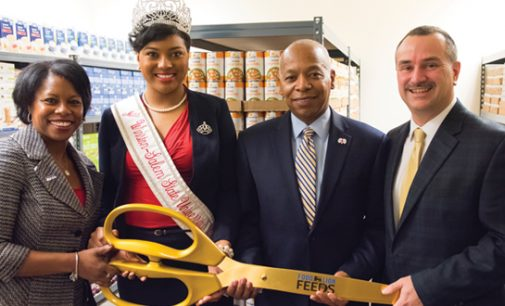 New WSSU food pantry called 'blessing'