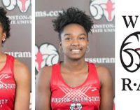 New faces making big contributions for Rams women's track