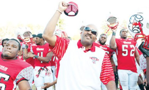 Full WSSU squad begins practices