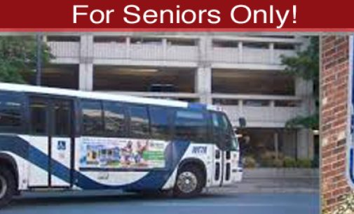 For Seniors Only!: WSTA's Try Transit