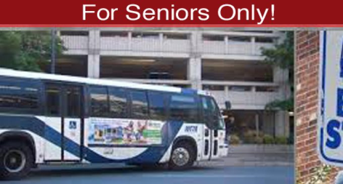 For Seniors Only!: WSTA's Try Transit