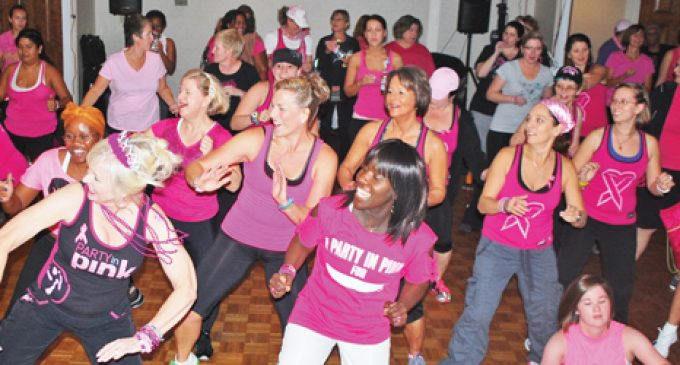 Weekend Zumbathon to support Hispanic League