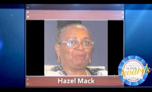 Hazel Mack – Lifetime Achievement Award