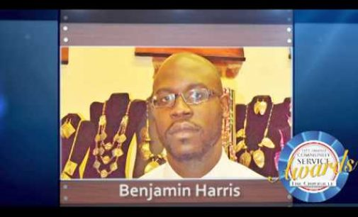 Benjamin Harris – Lifetime Achievement Award