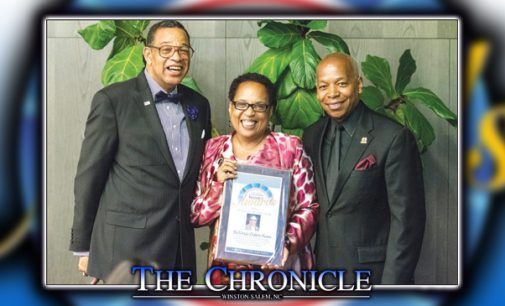 RaVonda Dalton-Rann Woman of the Year