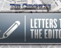 Letters to the Editor: Vote!