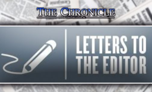 LETTERS TO THE EDITOR: South Ward Round 2