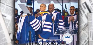 President Obama draws rock-star reactions at Howard University commencement