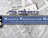 May is Historic Preservation Month