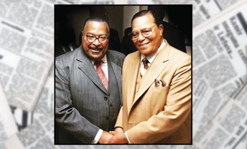 Farrakhan, Mendez revel in brotherly love