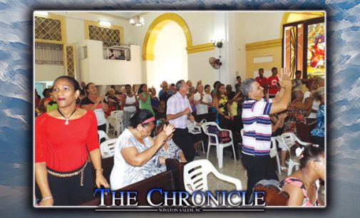 Local pastors make trip to Cuba