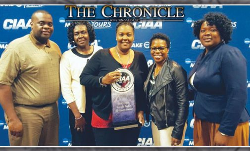 WSSU Rams take home 2016 Loretta Taylor All-Sports trophy Award