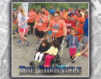 Hundreds participate in Hammerbird 5K