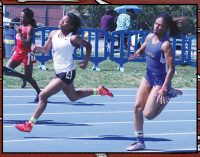 Track athletes cap season with title-winning performances