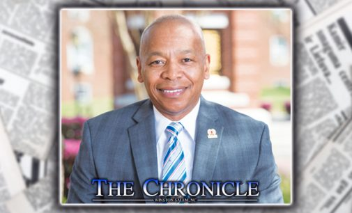 WSSU chancellor appointed to NCAA Division II Presidents Council
