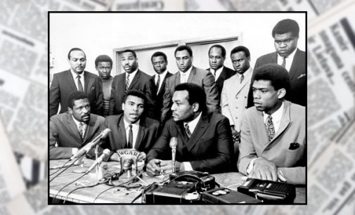 Commentary: Muhammad Ali – a credit to his race