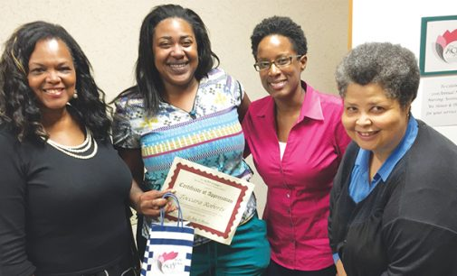 Group provides certified nursing assistants with treats