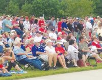 Hundreds honor veterans at Carolina Field of Honor