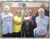 UNITY receives $5,000 grant from neighborhood group
